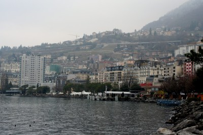 Montreux in Switzerland
