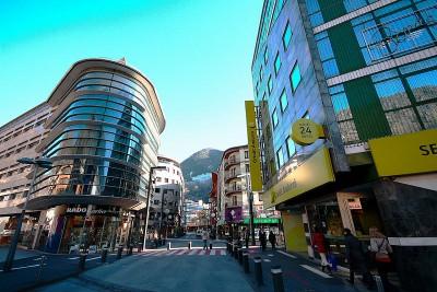 Banking in Andorra la Vieja