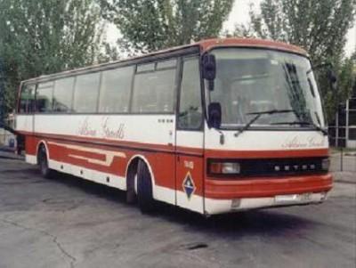 Transportation to Córdoba