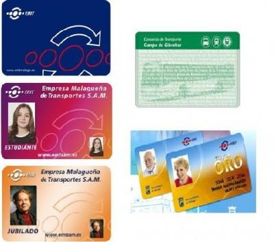 Transport cards