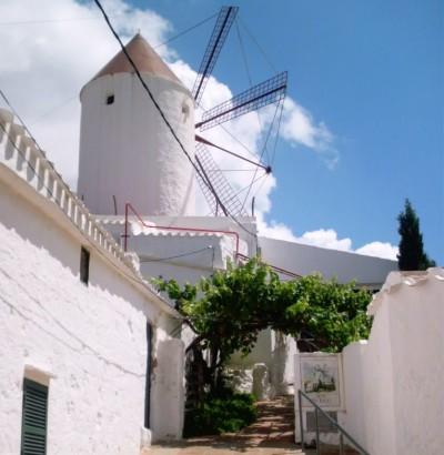 Mercadal in Menorca