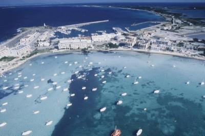 La Savina in Formentera