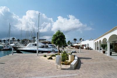 Port of Formentera