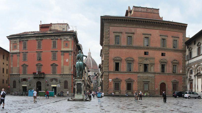 Piazza SS. Annunziata Florence