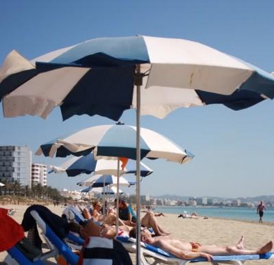 Ibiza Island Sun