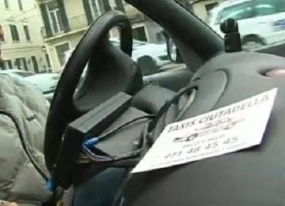 Citadel taxi driver