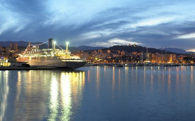Cruise in the Port of Palma