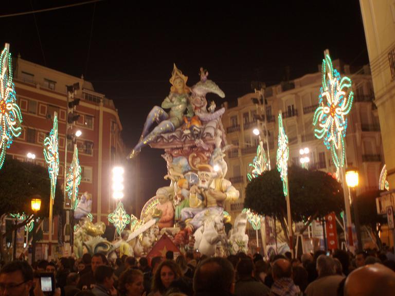 Fallas Falles Valencia