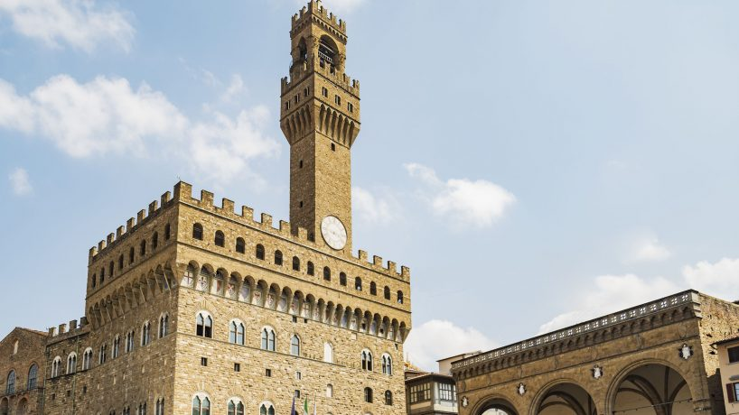 Vecchio Palace Florence