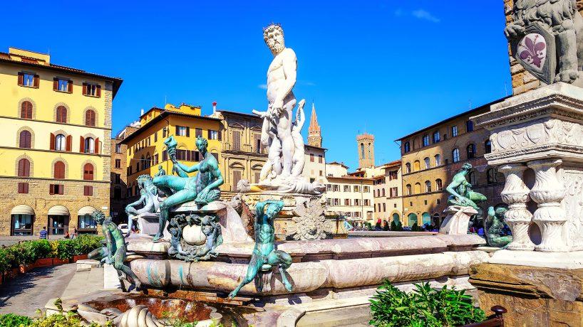 Signoria Square Florence