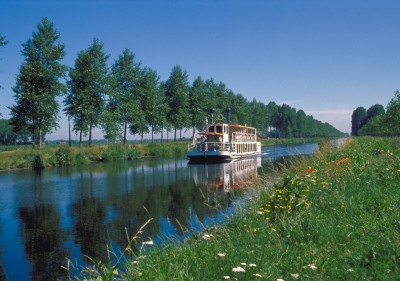 Summer in Belgium