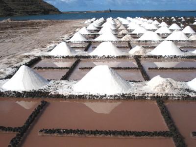 Janubio's salt