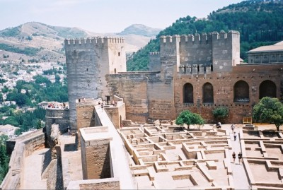 Towers of the Alhambra