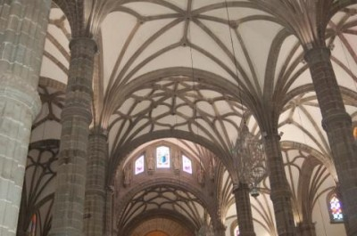 Vaults of the Cathedral