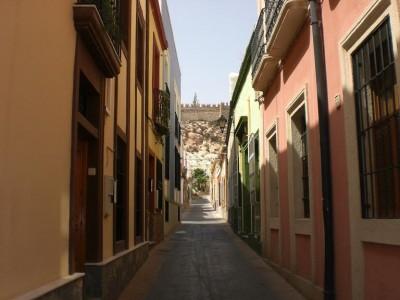 Almedina neighborhood street