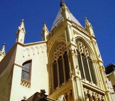 Miraculous Tower of Huelva