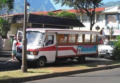 Papeete Truck