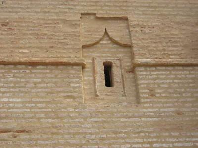 Arabic style window
