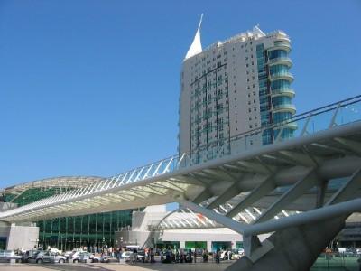 Portugal shopping center
