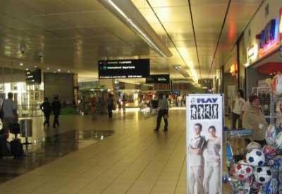 Johannesburg Airport Interiors