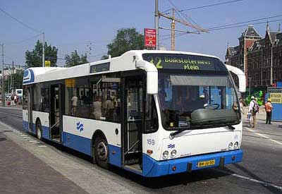Dutch bus