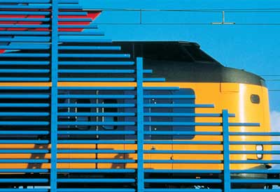 Holland train