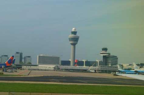Schiphol facilities