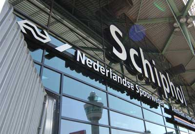 Holland Schiphol Airport