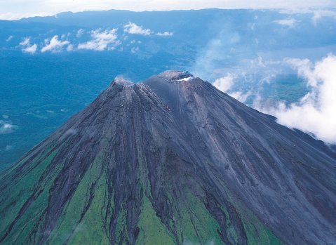What to see Costa Rica