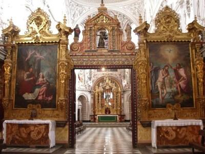 Church of the Monastery of La Cartuja