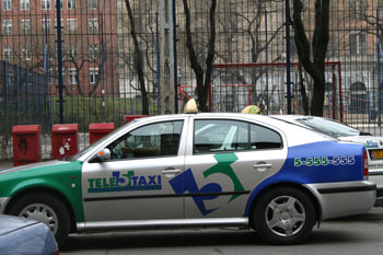 Budapest taxi
