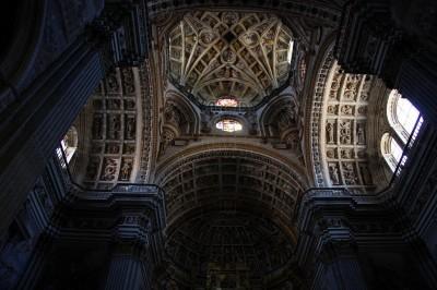 Domes of the Monastery of San Jerónimo