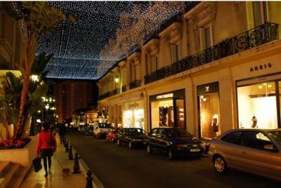 Monaco stores