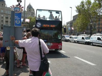 Barcelona Tourist Bus