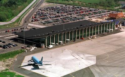 Aalborg airport
