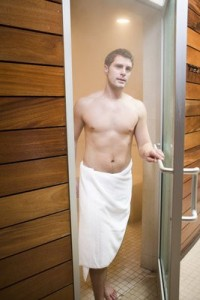 Benefits of the Sauna going out
