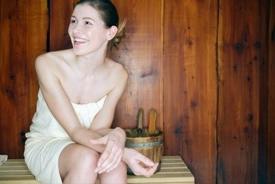 Benefits of the Sauna having fun