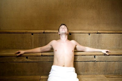 Benefits of the Sauna relax