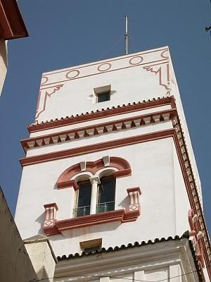 Tavira Tower of Cádiz