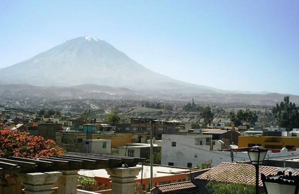 El Misti in Arequipa