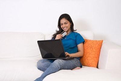 Online shopping comfort