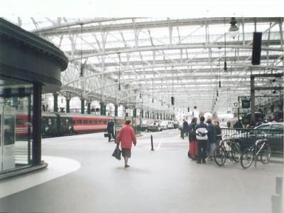 Glasgow terminal
