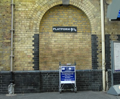 King's Cross and Harry Potter