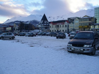 Winter in Ushuaia - Argentina