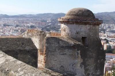 Gibralfaro Castle Tower