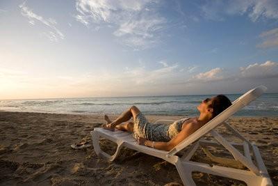 Guide de plage relax