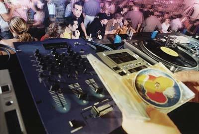 Queen dj disco