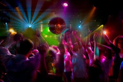 Clubs in A Coruña fiesta