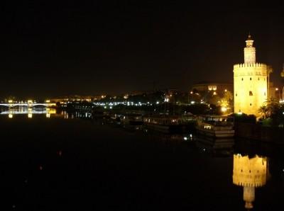 Golden Tower of Seville