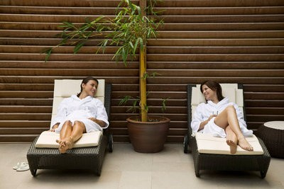Urban Spas relaxing
